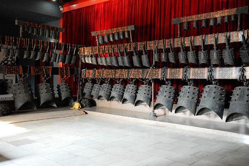 游北京大钟寺古钟博物馆(组图)