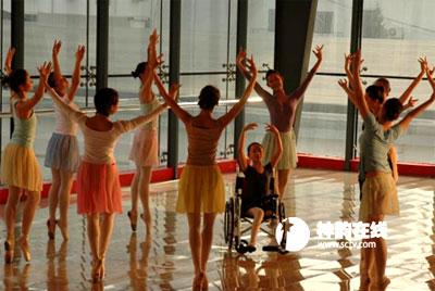 芭蕾女孩代言四川卫视 搜狐视频