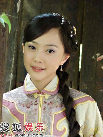 刘园园在《胭脂雪》中是个敢爱敢恨的女人