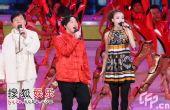 组图:09央视春晚 成龙、容祖儿、陈奕迅献唱