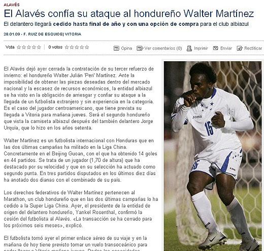 西班牙媒体截屏