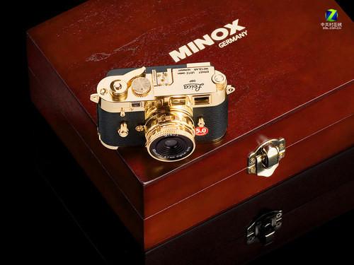 绝对值得收藏 MINOX黄金版徕卡M3将上市