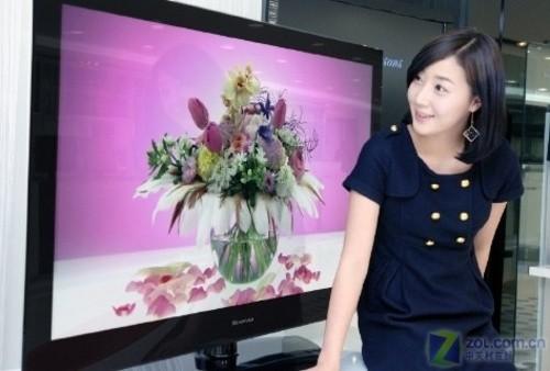 自动调亮度 LG推出2款大屏等离子电视