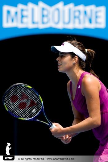 伊万在澳网比赛中