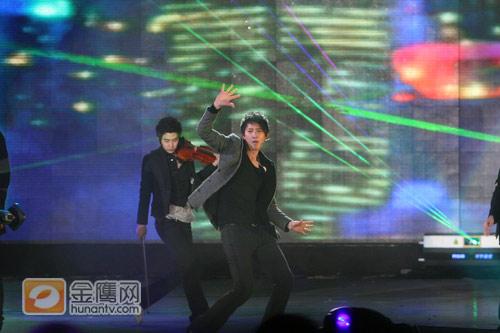 湖南09跨年演唱会-韩庚