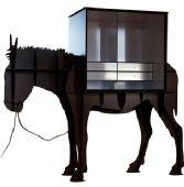 非常特别的动物储物柜(组图)