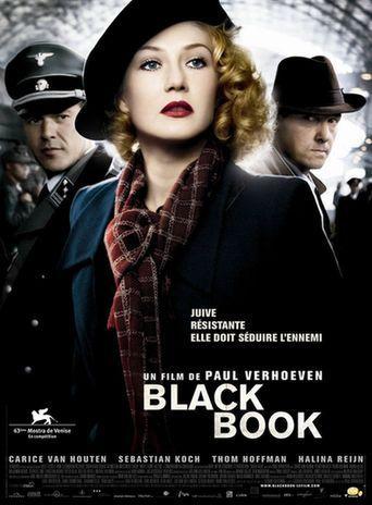 《黑皮书》海报