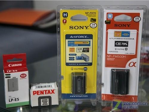 精打细算买相机 充电电池到底怎样选