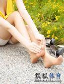 图文:丝袜美女鸟巢清纯写真 玉足盈盈白皙美腿