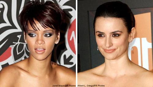 黑人女人黄色电影_西班牙尤物佩妮洛普-克鲁兹和黑人女歌手瑞汉娜都有望出演这一角色