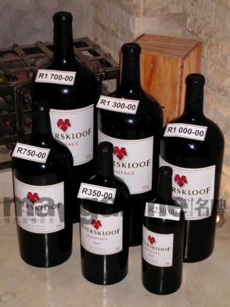 Pinotage葡萄酒的档次各有不同,但总体来讲性价比还是比较高的