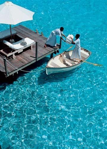 索尼娃姬莉酒店:世上最奢华荒岛