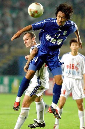 2003年甲A联赛首粒进球