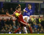 图文:[足总杯]埃弗顿1-0利物浦 小将绝杀红军
