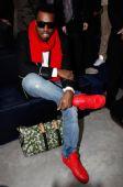 组图:Kanye West在LV时尚发布会的设计