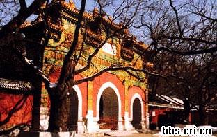 卧佛寺-樱桃沟