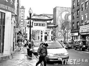 ■曼彻斯特的唐人街是英国最大的唐人街,里面有很多华商经营的中餐馆和商店