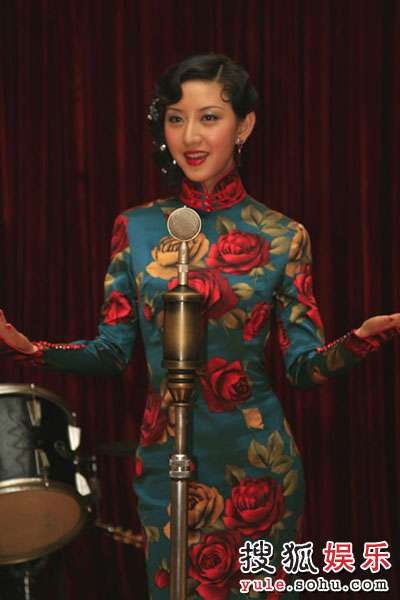 《拉贝》今日首映柏林 唐一菲演绎老上海歌女