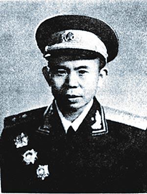 解放哈尔滨的三五九旅旅长刘转连,1955年被授中将衔。