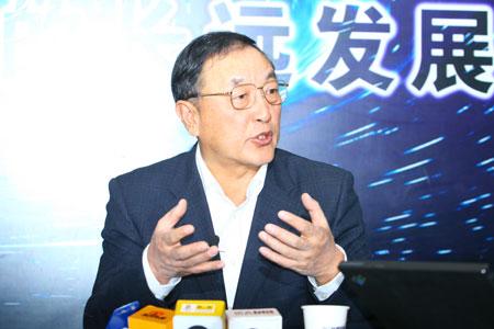 联想董事局主席柳传志