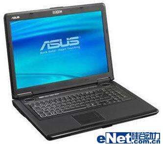 17寸娱乐型 华硕已推出X71SL笔记本