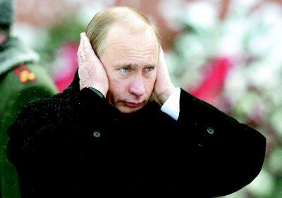 俄罗斯人的胆子比熊大