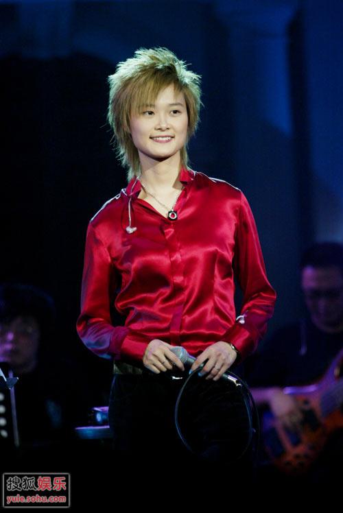 李宇春2006年成都演唱会