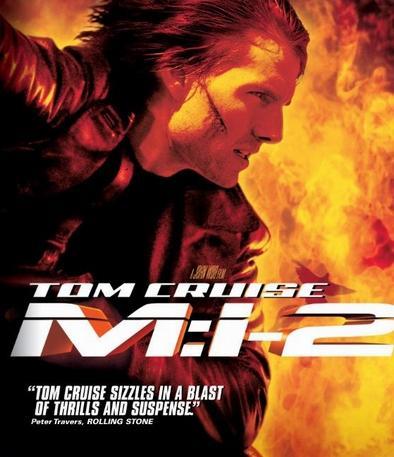 2000年:《碟中谍2》