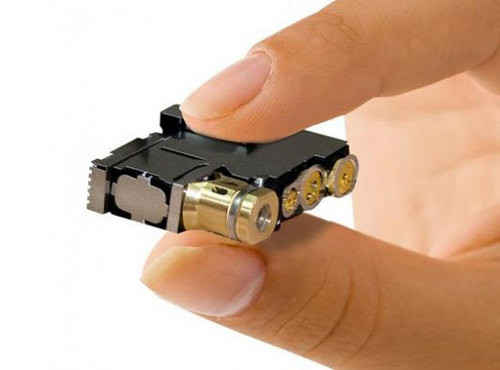 微型投影芯片分辨率提升SVGA