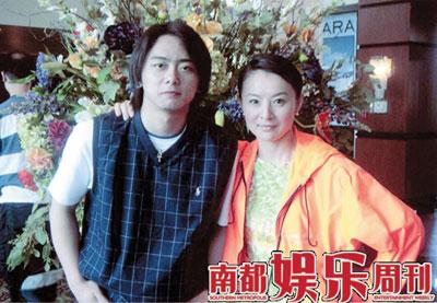 罗启仁指这是2004年宗天意和李赛凤的