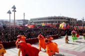 47万宁夏西吉人民度过了一个喜庆欢乐祥和春节