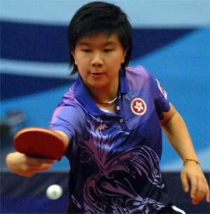 预赛首轮,香港小将李浩静4-2击败了经验更为丰富的白俄罗斯选手