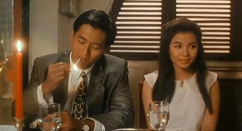 二人在香港早期的电影中经常有合作