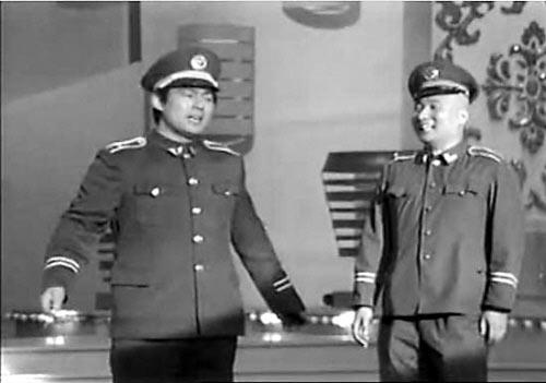陈佩斯与朱时茂的舞台经典形象