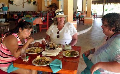 """墨西哥:世界首家胖人旅馆""""自由天堂"""""""