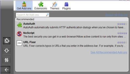 Firefox移动浏览器Fennec WM6预览版放出