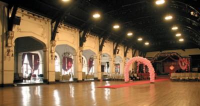 天津市干部俱乐部是天津市历史保护建筑