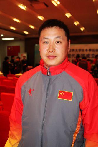 单板平行大回转国家队教练韩双启