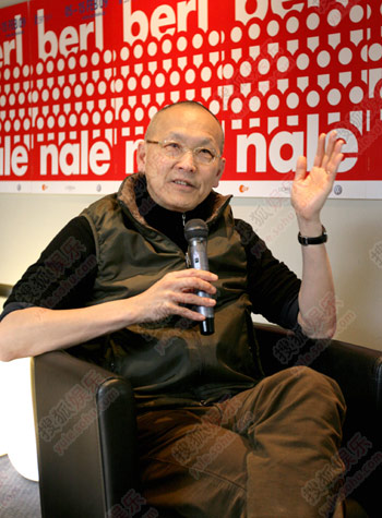 王颖是本届柏林电影节上唯一的华裔评审。