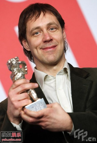 Gabor Erdely获得杰出艺术成就银熊奖
