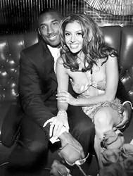 科比与妻子