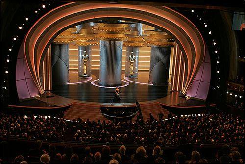 第81届奥斯卡颁奖典礼舞台设计效果图曝光