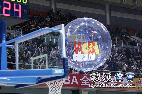 WCBA气球