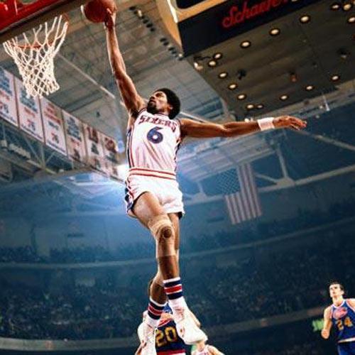第二名:1977年 ABA球星展示实力