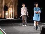 20090213《将爱情进行到底》二轮首演  杨峥、佳伟和文慧