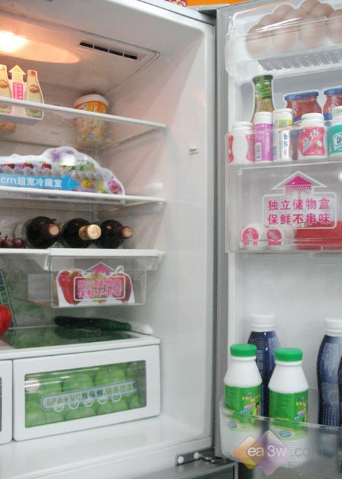 虽未降价关注不减 美菱时尚冰箱图赏