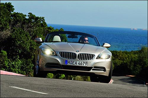 新一代BMW-Z4敞篷跑车