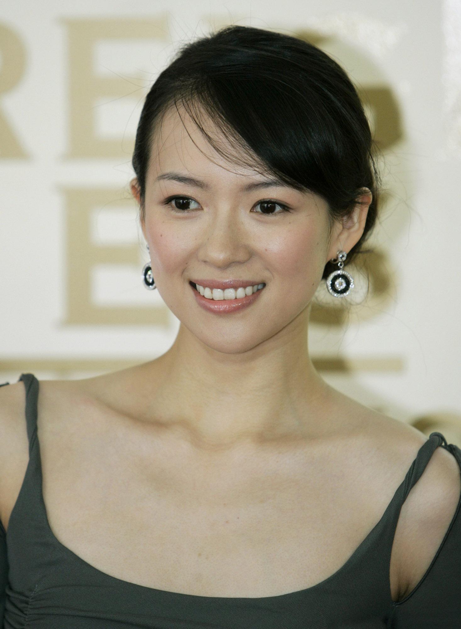 """梁朝伟巩俐章子怡 在美被评为""""最性感人物"""""""