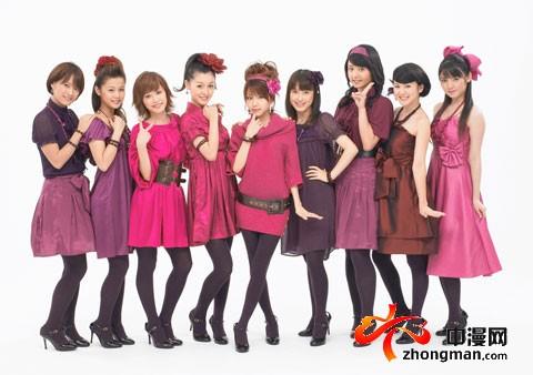 日本人气偶像团体早安少女组