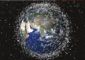 美俄卫星相撞追踪:疑似卫星碎片坠落美国得州